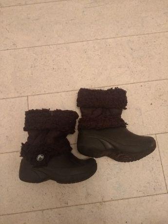 Crocs ботинки унисекс 8-9