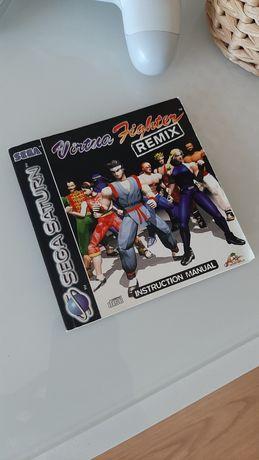 Virtua fighter remix - manual