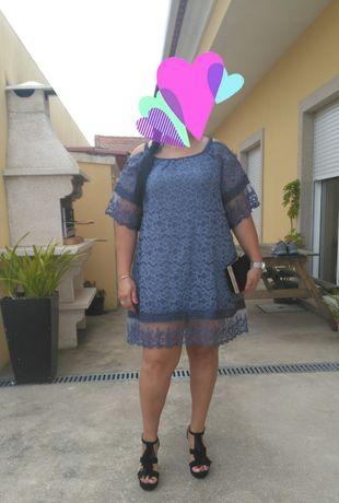 vestido de cerimônia curto