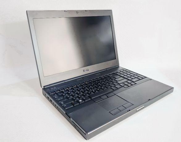 Dell Precision M4600 I7/3.4GHz/FHD/8G_RAM/500GB_SSHD/NVIDIA/Подсветка.