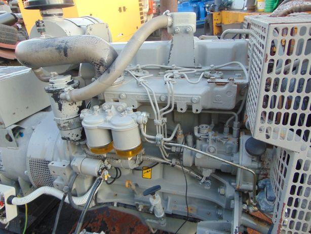 Agregat prądotwórczy 40 kw 50 kva Prądnica Marelli Motori bez silnika