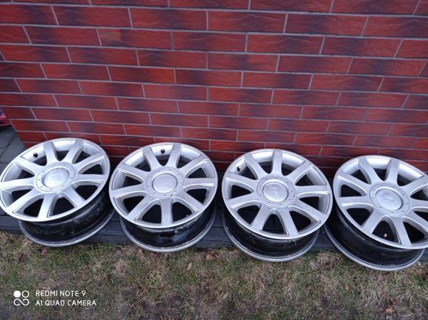 Alufelgi 16 cali 5x112 Audi VW a4 a6 et35 Felgi aluminiowe