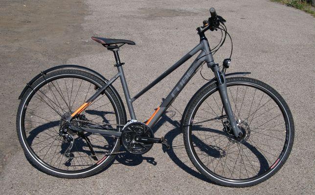 Rower crossowy CUBE CURVE PRO 50cm Shimano DEORE 3x9 Hydraulika2017