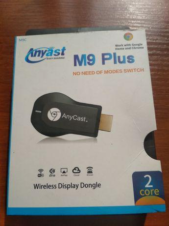 Беспроводной медиаплеер AnyCast M9 Plus