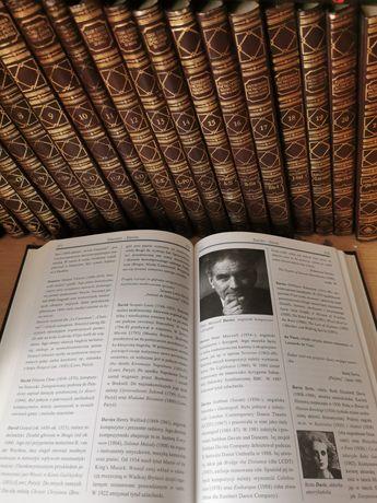 Trzaski Everta i Michalskiego 30 tomów i inne encyklopedie. I książki