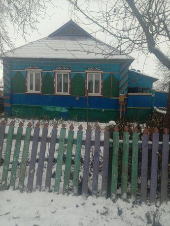 Продам дом в Шалыгино с газовым отоплением и новыми окнами