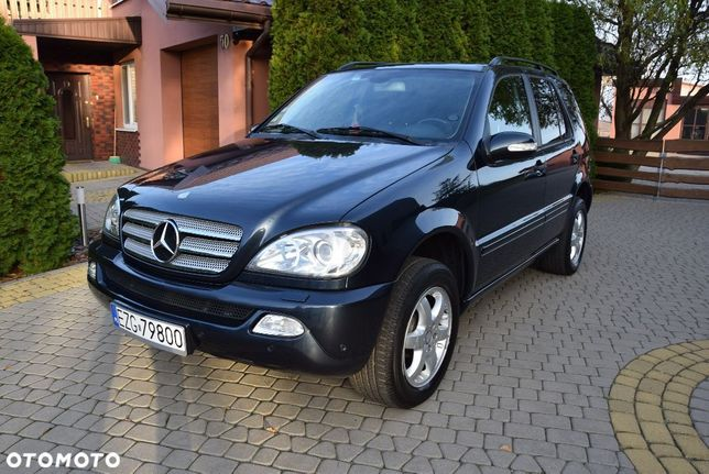 Mercedes-Benz ML ML 270CDI Automat