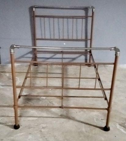 Cama de Ferro/ Estilo Vintage