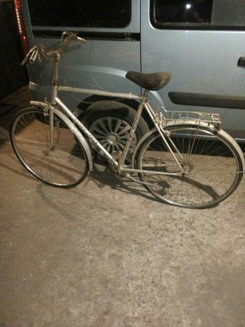 Велосипед з німеччини.