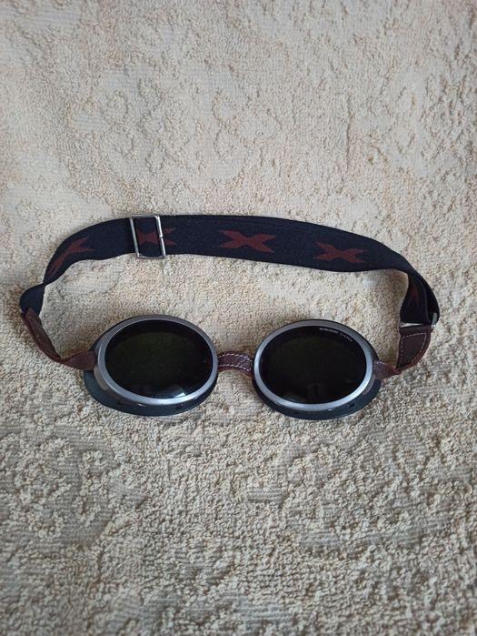 Винтажные очки Cebe 500 Белый Камень - изображение 1