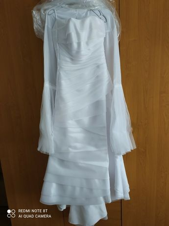 Suknia ślubna Gaga