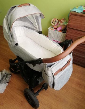 Wyprawka dla dziecka: wózek, fotelik, baza isofix, akcesoria