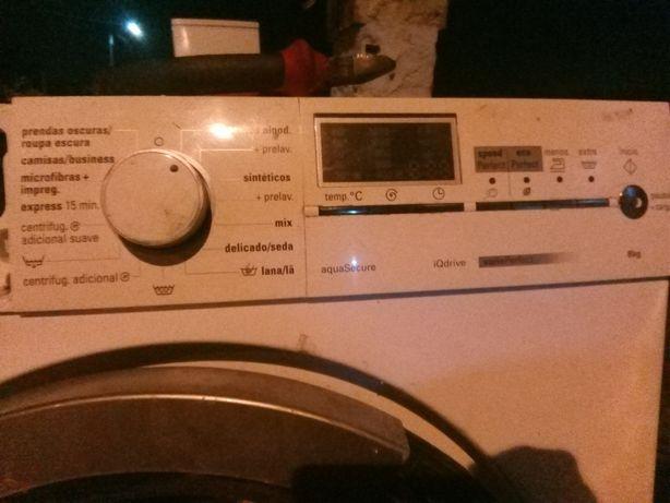 Peças de máquina de lavar roupa Siemens 8kg