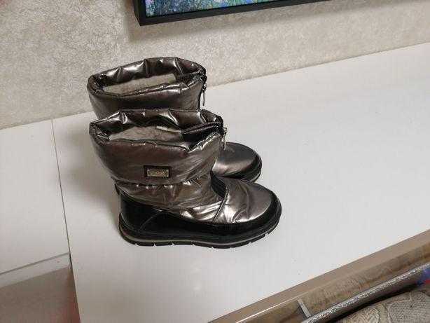 Зимние ботинки 35