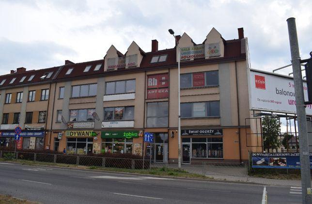 Lokal 115m2 Kielce ul. Źródłowa 2 (2-ce bez czynszu)