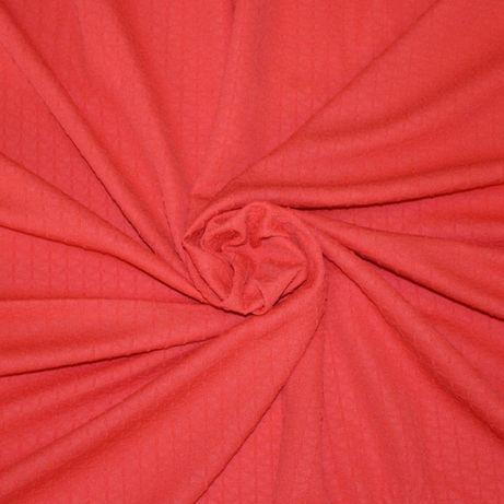 Отрез ткани 120х155см, неопрен текстурный кремплен