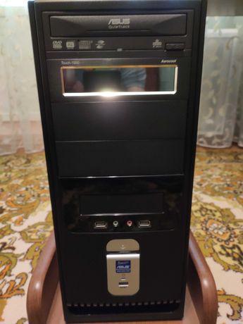 Продам компьютер (  системный блок + клавиатура + UPS )