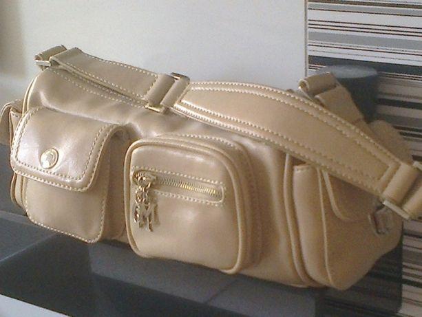 torebka MNG beżowa