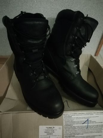 Buty wojskowe letnie rozmiar 30