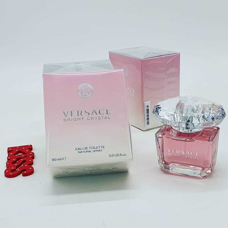 Versace Bright Crystal -Оригинал Версаче Брайт Кристал 90 ml Туал.вода