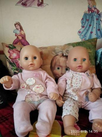Zapf creation кукла -пупс анабель