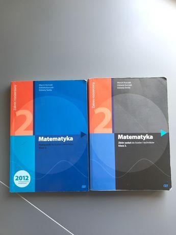 Matematyka 2 Zakres rozszerzony podręcznik i zbiór