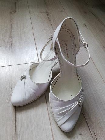 Buty ślubne rozm. 37