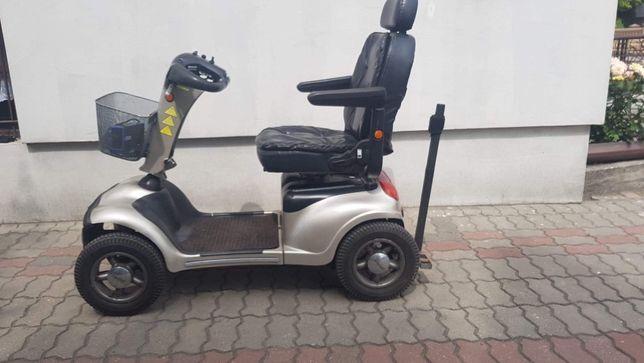Wózek elektryczny Shoprider Deluxe