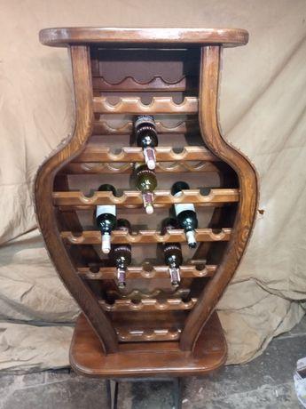 Подарок для мужчины Винный бар для бутылок Амфора