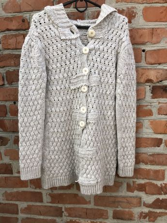 Кофта свитер шерстяная
