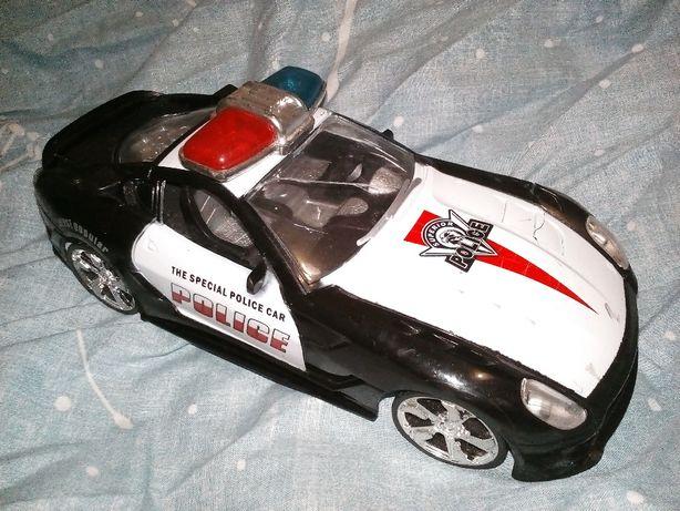машинка полицейская ''Ferrari'', пластмасс, игрушка (23*10*8 см)