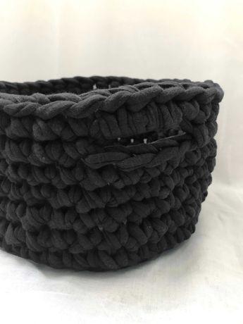 Cesto Organizador de Crochet Handmade