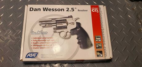 Revolver Chumbo 4.5mm