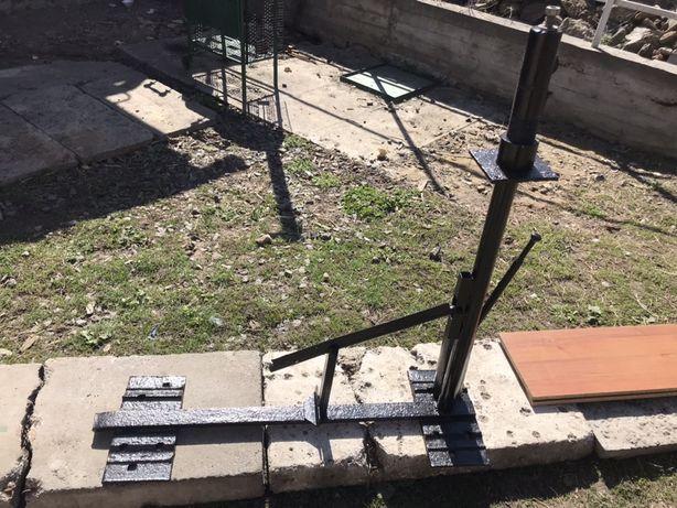 Шиномонтаж, бортировочный станок