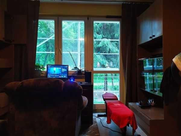 Do wynajęcia duży, dwupokojowy pokój w mieszkaniu studenckim