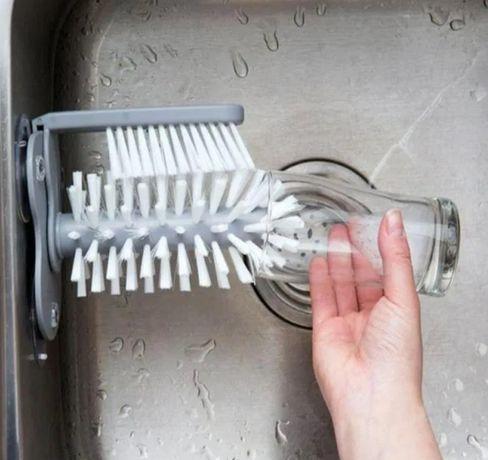 Щётка для мытья стаканов и бутылок