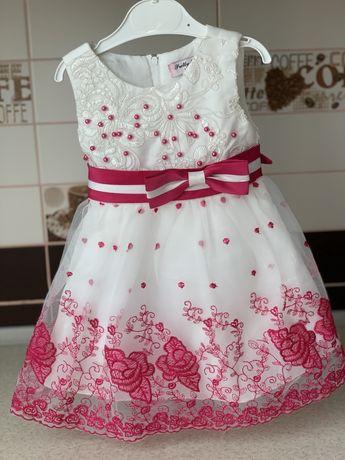 Детское нарядное платье, дитяче нарядне плаття, плаття на рочок