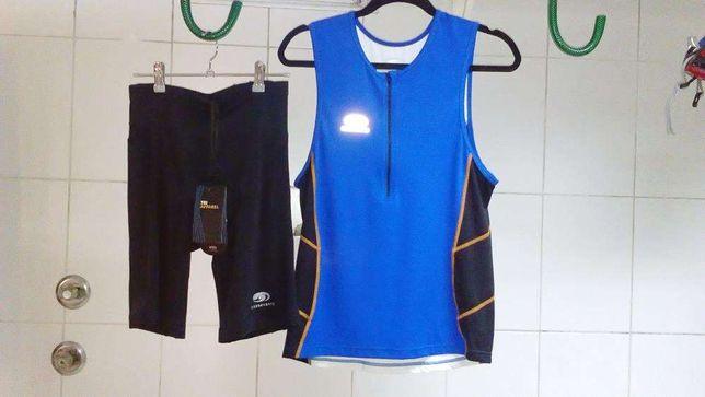 Triatlo - Fato de competição Blueseventy TX1000 Azul – XL