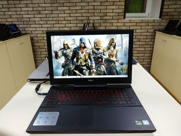 Игровой \ Dell Inspiron 7567 \ Nvidia GeForce 1050 4 GB \ 1000 ГБ