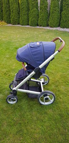 Wózek Mutsy iGo Urban Nomad 2w1 plus dodatki