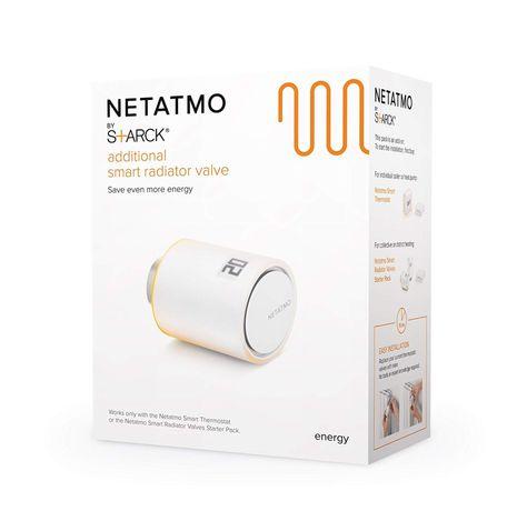 Термостат Netatmo Apple Homekit