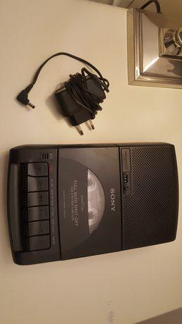 Sony leitor/ gravador cassetes TCM-939
