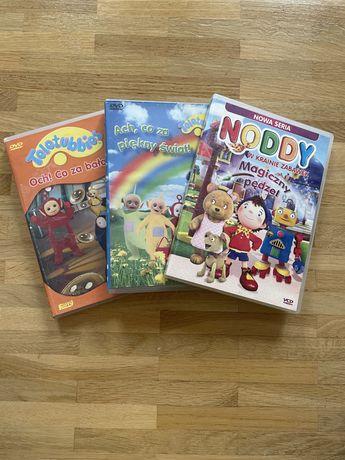Bajki CD / DVD Teletubisie Noddy