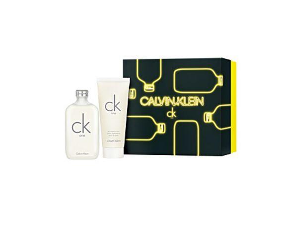 Calvin Klein CK One EDT 200ml + Body Lotion 200ml