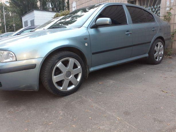 Диски Audi TT с резиной r17 5*100