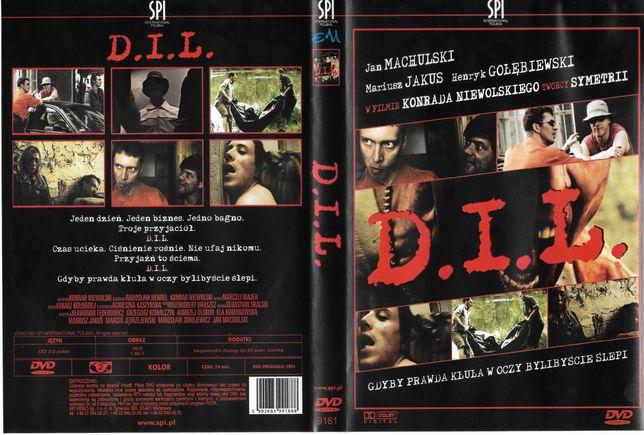 Film DVD wideo D.I.L.