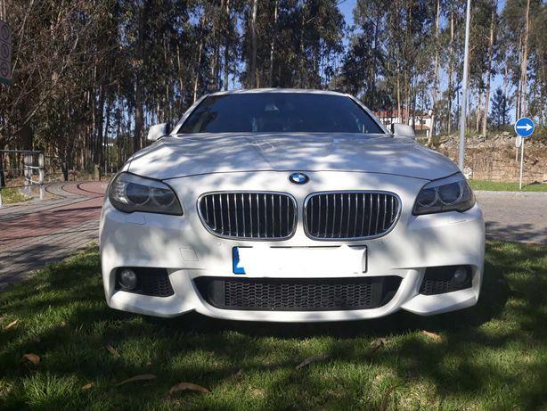BMW 525d Pack M F11