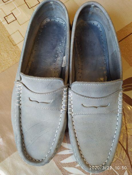 Обувь женская (лофери)
