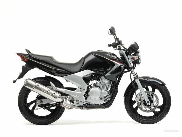 Yamaha ybr 250 08