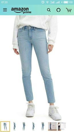 Levi's 711, Calvin Klein, old navy джинсы джинси оригинал из США